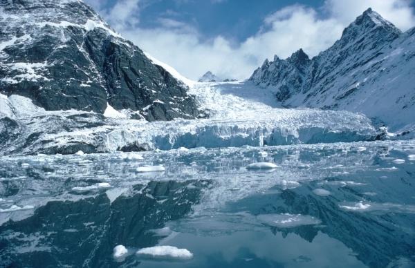 Антарктида: почему наступило обледенение материка