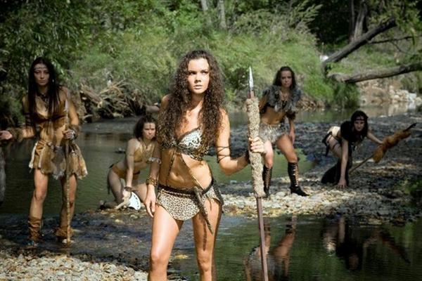 кто такие амазонки?
