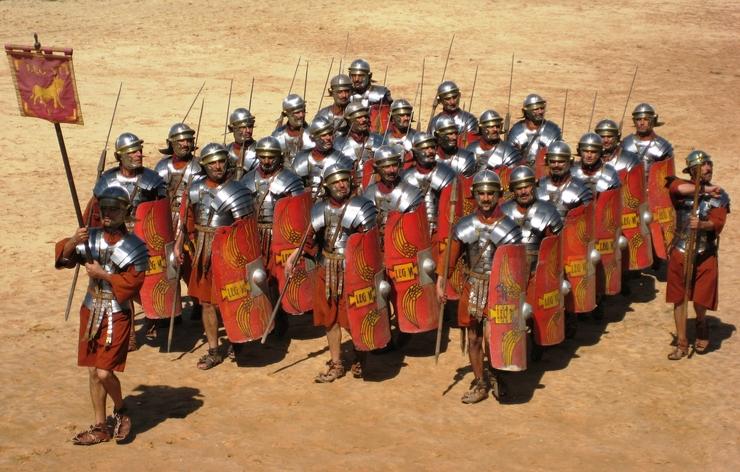Римские легионы