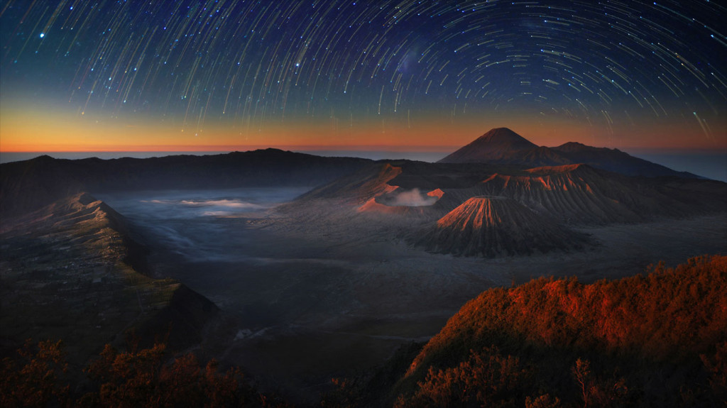 небо в эпоху палеолита