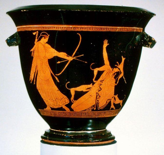 афинская керамика