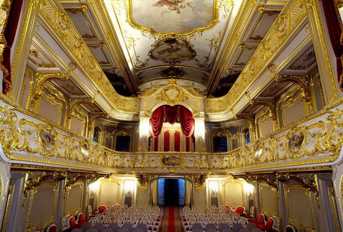 крепостной театр в России