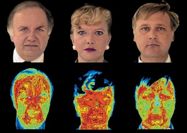 Конвертирование лиц из формата 2D в трехмерный формат