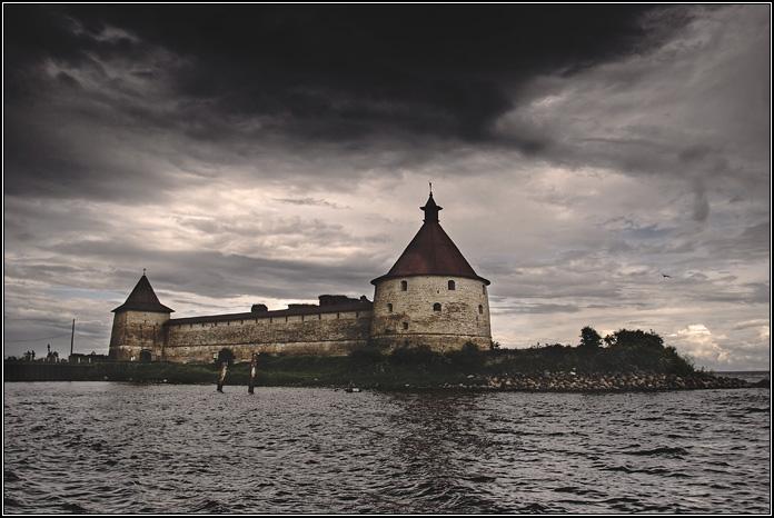 Шлиссельбургская тюрьма