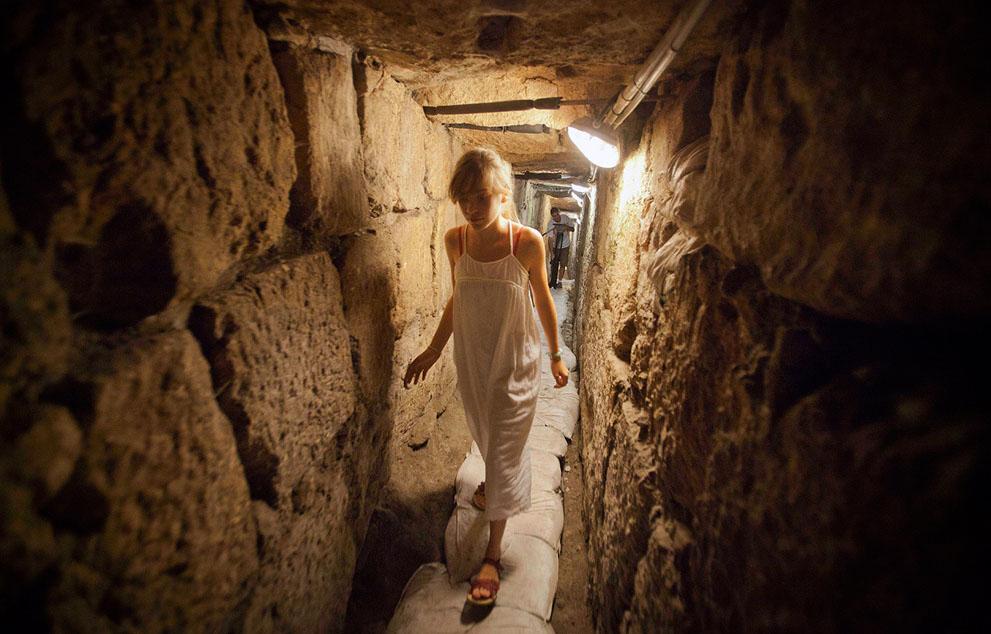 Какие тайны хранят подземелья?