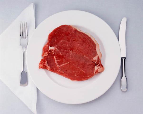 Какого цвета должно быть мясо?