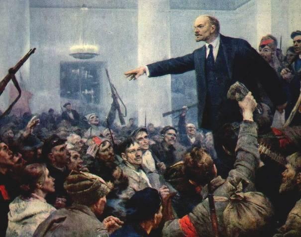 Как проигрывают революцию?