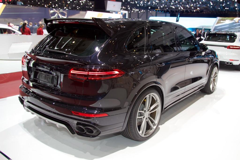 Porsche Cayenne от TechArt