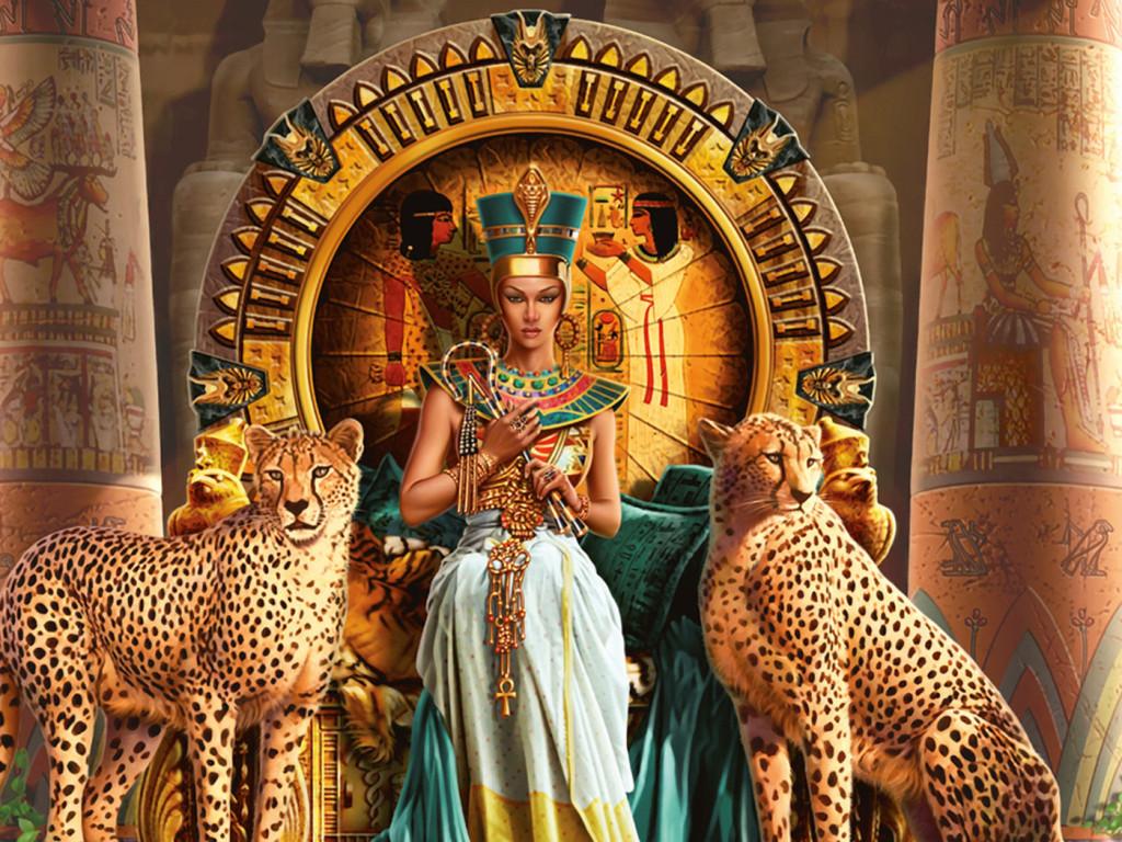 Как Клеопатра стала царицей Египта?
