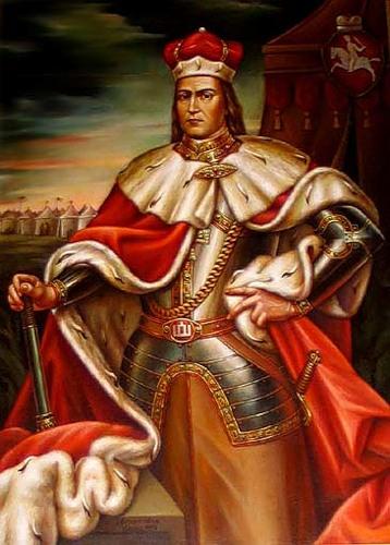 Как потерялась корона Витовта?