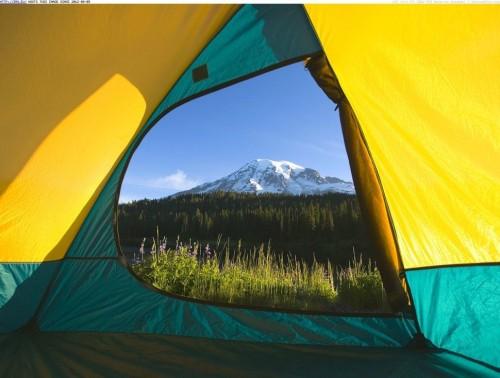 Национальный парк Маунт-Рейнир, штат Вашингтон