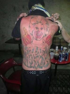 Какие татуировки самые странные?