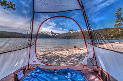 Озеро Морской Окунь, Айдахо