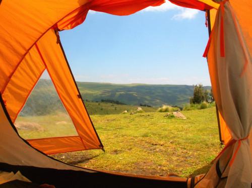 Национальный парк Сымен, Эфиопия