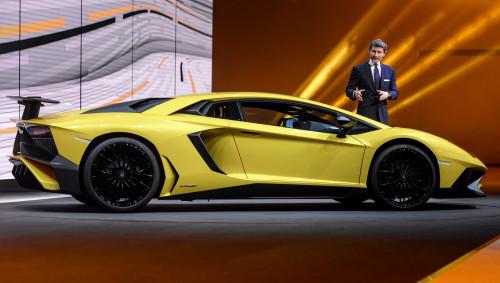 Lamborghini SuperVeloce .