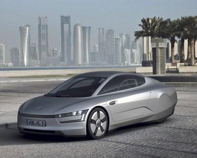 Какие характеристики у гибрида Volkswagen XL1?