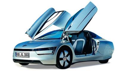 Чем известен автомобиль Volkswagen XL1?