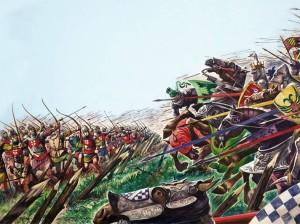 Чем знаменита битва при Азенкуре?