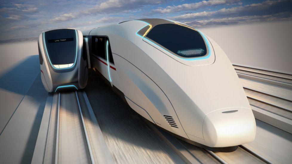 Почему будущее за высокоскоростными поездами?