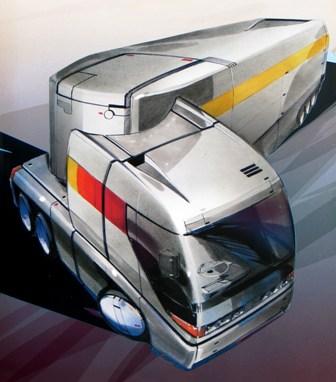 Какими могли быть грузовики General Motors?