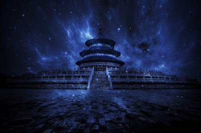 Чем известен Храм неба (Китай)?