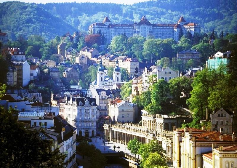Сколько стоит отдых в Карловых Варах (Чехия)?