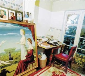 Комнаты знаменитых писателей