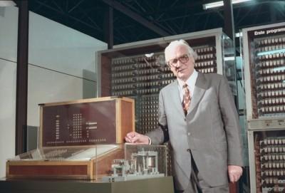 Кто был пионером компьютеростроения?