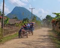 Сельский Лаос. Какой он?