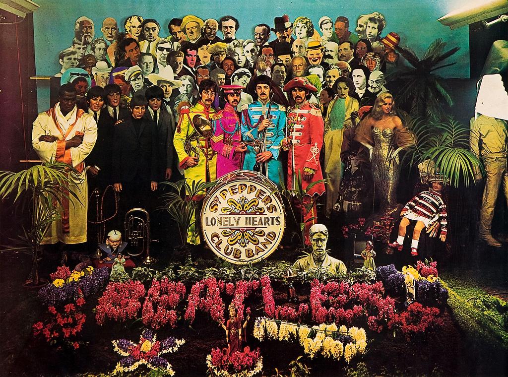 Какие обложки музыкальных альбомов самые знаменитые?