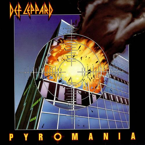 1983. Def Leppard, Pyromania