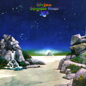 1973. Yes, Tales From Topographic Oceans