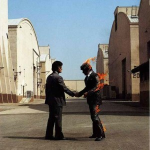 1975. Pink Floyd, Wish You Were Here