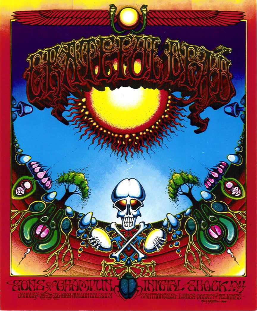 1969. Grateful Dead, Aoxomoxoa