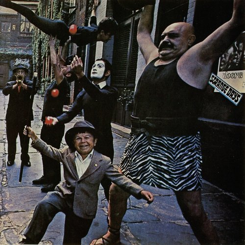 1967. The Doors, Strange days