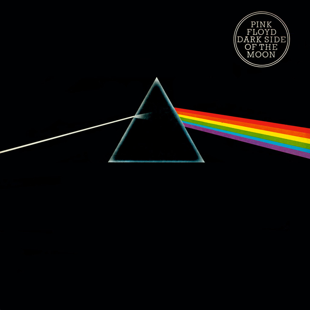 1973. Pink Floyd, Dark Side of the Moon