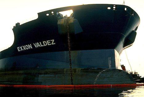 супертанкер «Эксон Вальдез»
