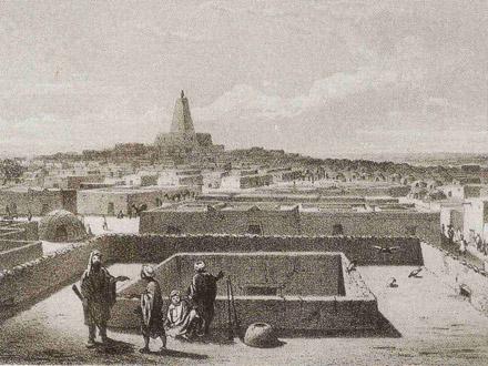 город Томбукта
