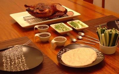 Чем славится блюдо утка по-пекински?