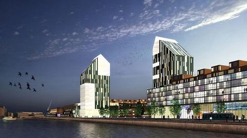 Как будет выглядеть город будущего Jätkäsaari?