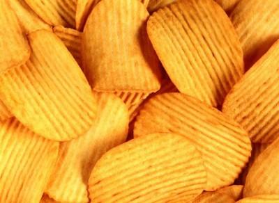 Как появились чипсы?