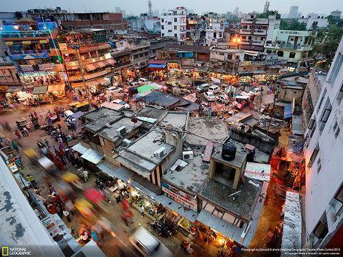 Как живется в Нью-Дели?