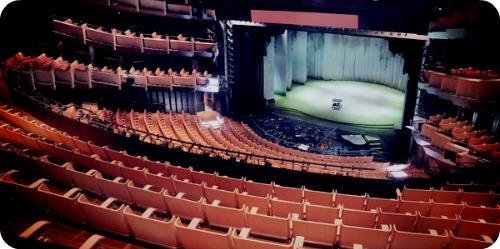 Сиднейская опера - внутри 1