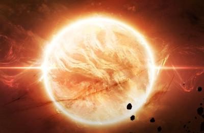 Какова величина самой крупной звезды?