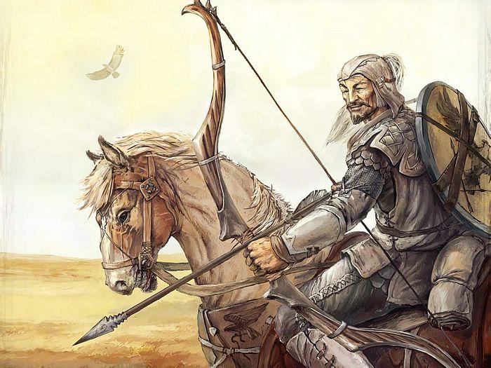 Монгольский лук
