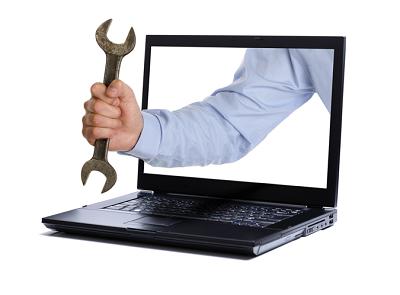Что делать если поломался ноутбук?