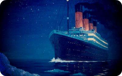 Что случилось, когда стало понятно, что «Титаник» движется на айсберг?