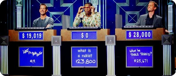 Кто задает вопросы?