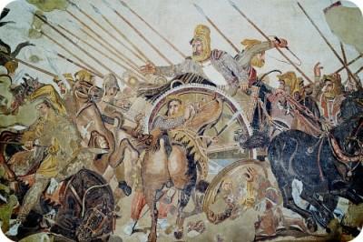 Как Дарий I стал царем?