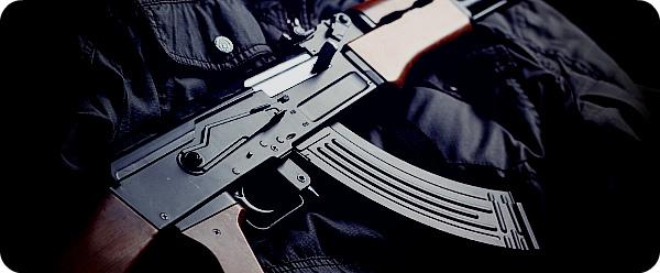 Автомат «Калашников» не планировалось превращать в бренд, изначально нужен был надежный автомат для советской армии.